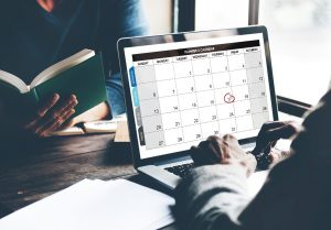 online appointment scheduling calendar